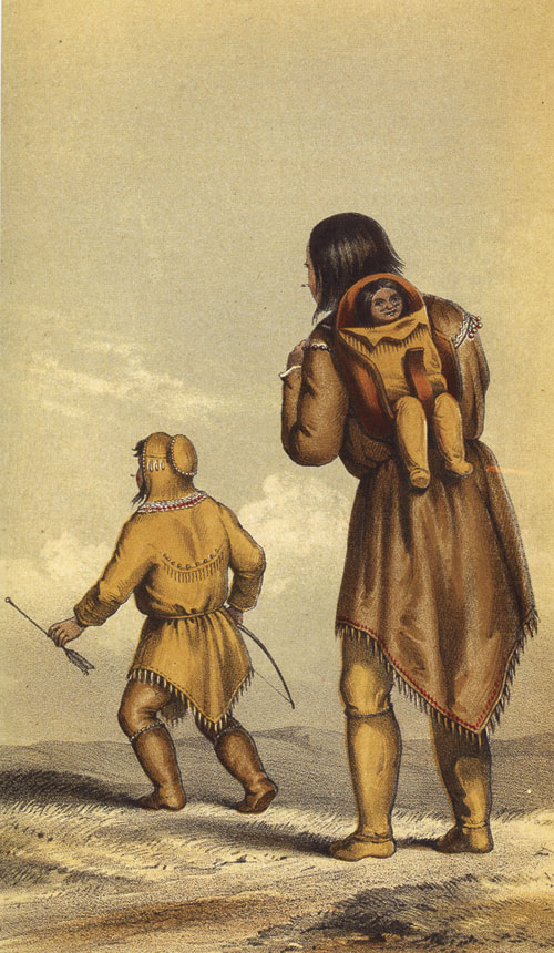Gwich'in Dress