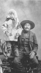 Chief Isaac and son Edward