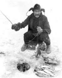Chief Isaac Fishing
